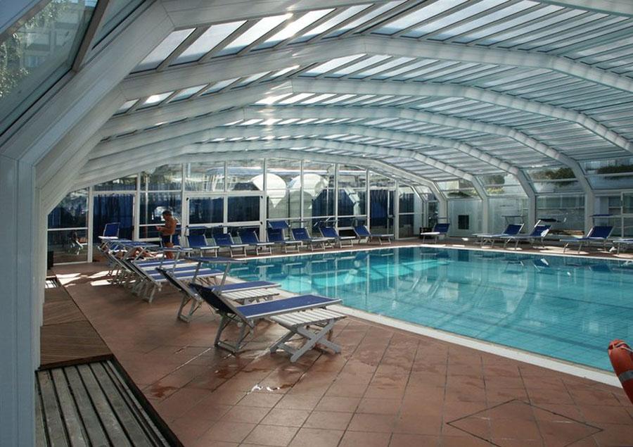 atlantic 04 eden blu coperture telescopiche per piscine bar ristoranti. Black Bedroom Furniture Sets. Home Design Ideas
